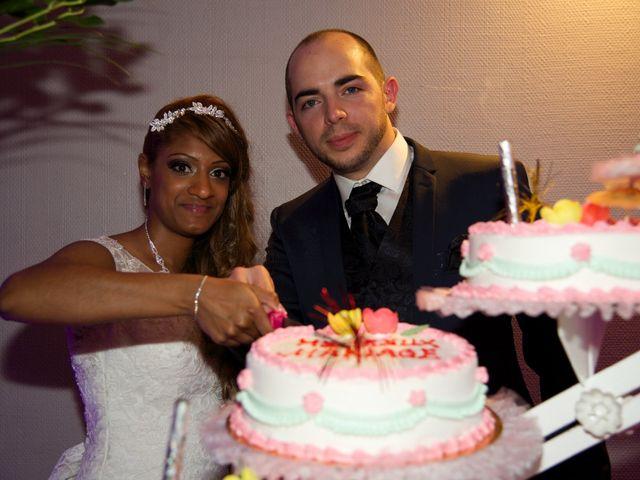 Le mariage de Warren et Cynthia à Goussainville, Val-d'Oise 33