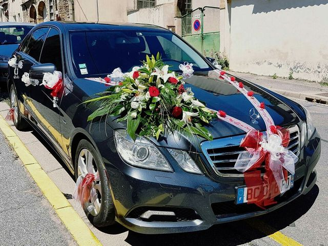 Le mariage de Guillaume   et Angélique   à Laudun, Gard 6