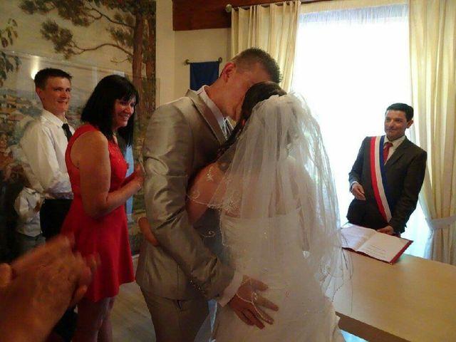 Le mariage de Guillaume   et Angélique   à Laudun, Gard 8