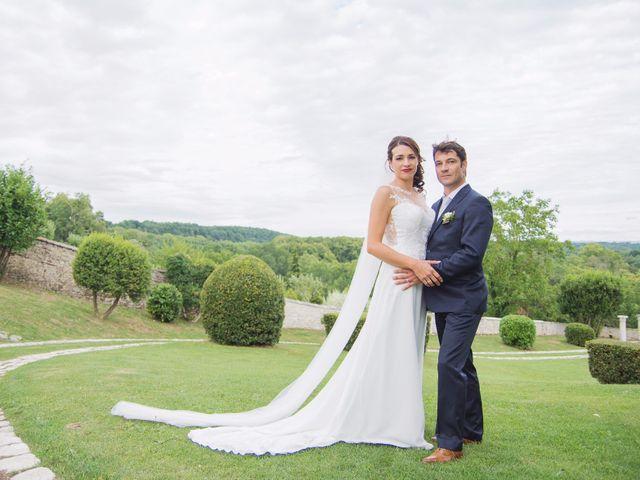 Le mariage de Jérôme et Sonia à Angoulême, Charente 11
