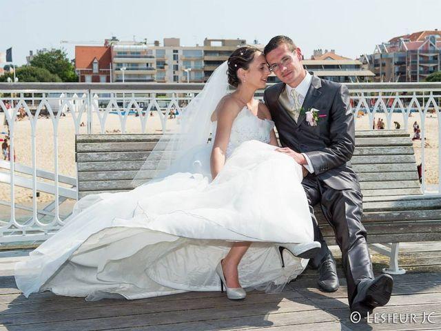 Le mariage de Sébastien et Mélodie  à La Teste-de-Buch, Gironde 1