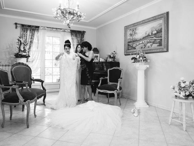Le mariage de Thibault et Domenica à Villeneuve-Loubet, Alpes-Maritimes 17