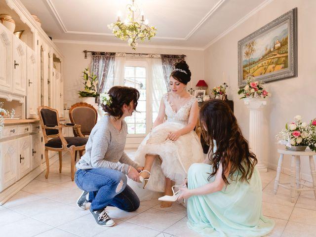 Le mariage de Thibault et Domenica à Villeneuve-Loubet, Alpes-Maritimes 21