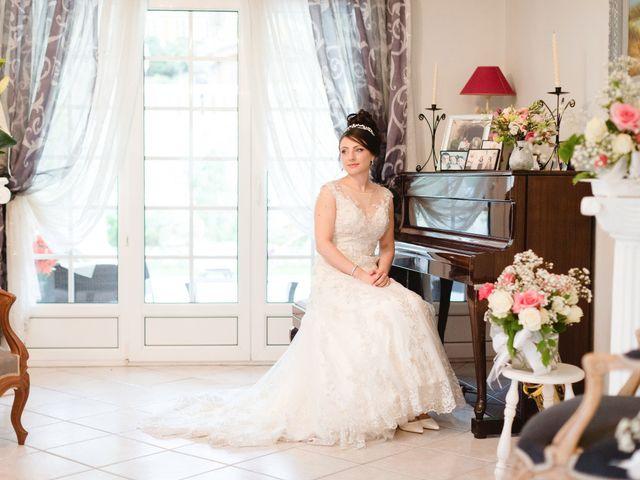 Le mariage de Thibault et Domenica à Villeneuve-Loubet, Alpes-Maritimes 23