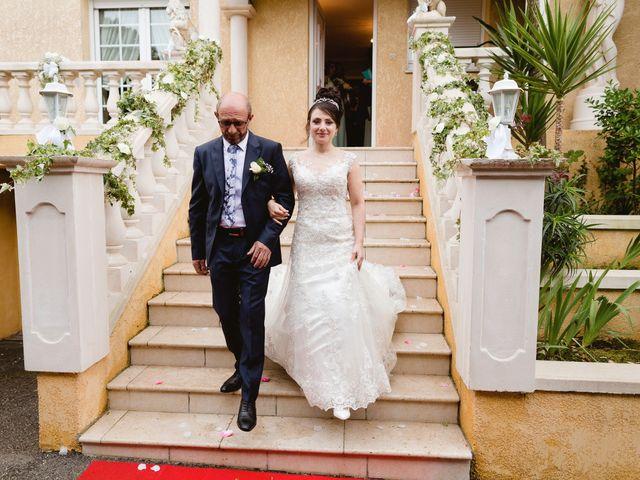 Le mariage de Thibault et Domenica à Villeneuve-Loubet, Alpes-Maritimes 24