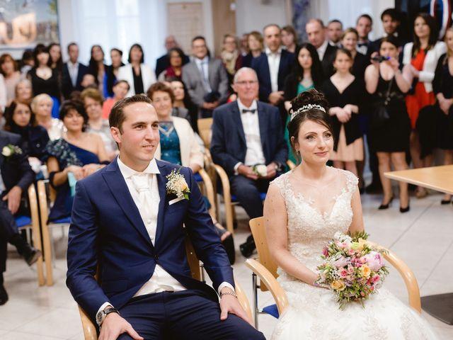 Le mariage de Thibault et Domenica à Villeneuve-Loubet, Alpes-Maritimes 26