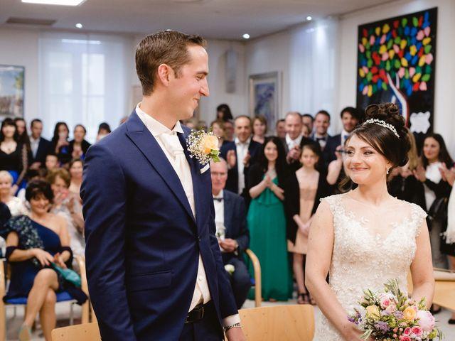 Le mariage de Thibault et Domenica à Villeneuve-Loubet, Alpes-Maritimes 28