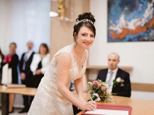 Le mariage de Thibault et Domenica à Villeneuve-Loubet, Alpes-Maritimes 29