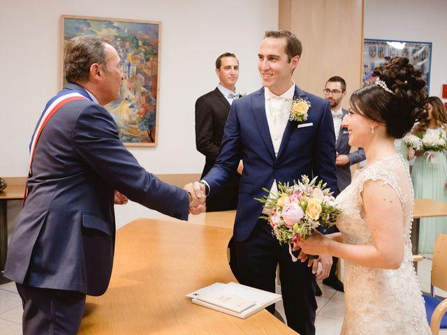 Le mariage de Thibault et Domenica à Villeneuve-Loubet, Alpes-Maritimes 31
