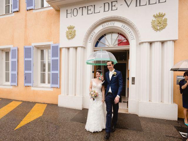 Le mariage de Thibault et Domenica à Villeneuve-Loubet, Alpes-Maritimes 32
