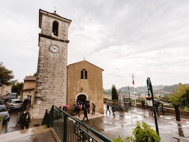 Le mariage de Thibault et Domenica à Villeneuve-Loubet, Alpes-Maritimes 33