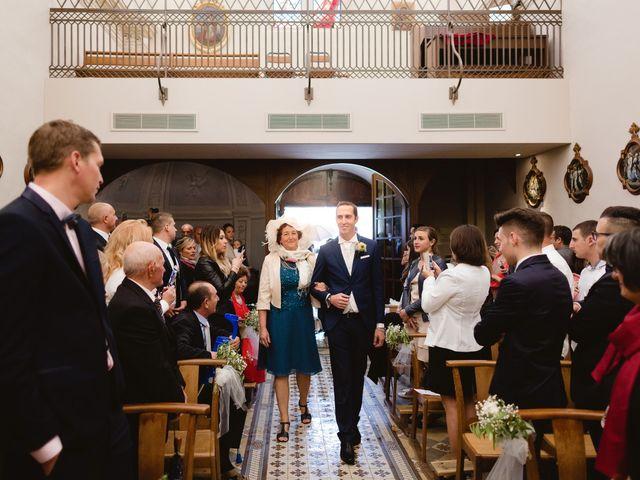 Le mariage de Thibault et Domenica à Villeneuve-Loubet, Alpes-Maritimes 35