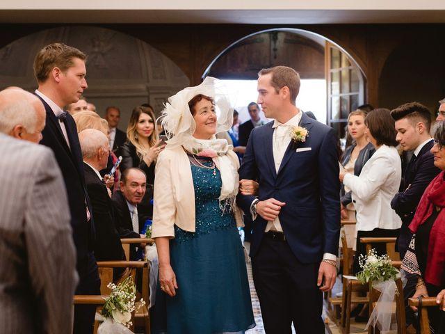 Le mariage de Thibault et Domenica à Villeneuve-Loubet, Alpes-Maritimes 36