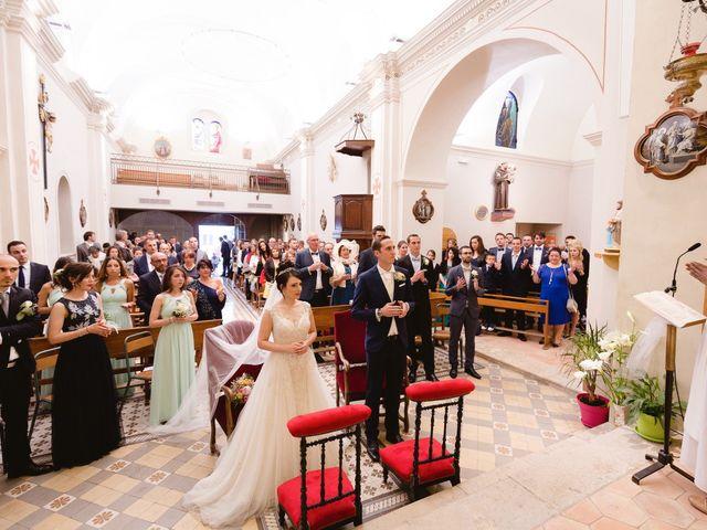 Le mariage de Thibault et Domenica à Villeneuve-Loubet, Alpes-Maritimes 39