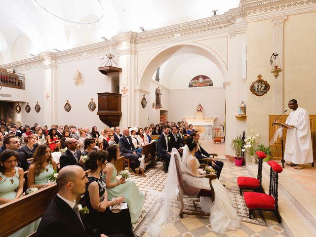 Le mariage de Thibault et Domenica à Villeneuve-Loubet, Alpes-Maritimes 44