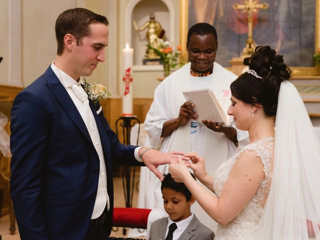Le mariage de Thibault et Domenica à Villeneuve-Loubet, Alpes-Maritimes 53