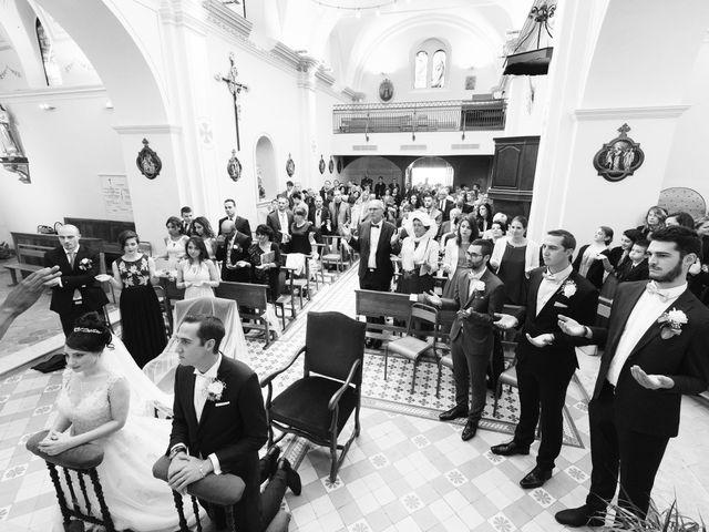 Le mariage de Thibault et Domenica à Villeneuve-Loubet, Alpes-Maritimes 55