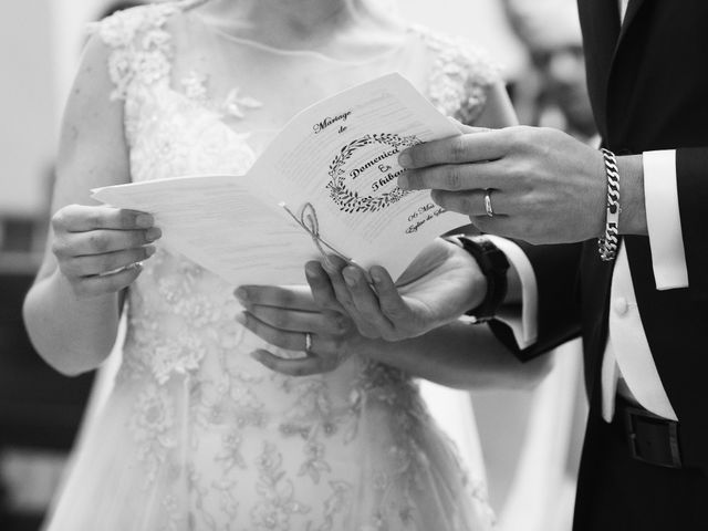 Le mariage de Thibault et Domenica à Villeneuve-Loubet, Alpes-Maritimes 56