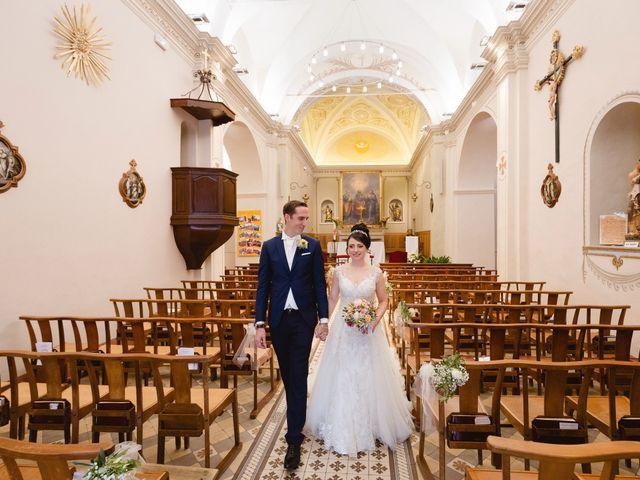Le mariage de Thibault et Domenica à Villeneuve-Loubet, Alpes-Maritimes 61