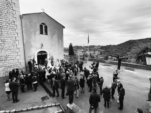 Le mariage de Thibault et Domenica à Villeneuve-Loubet, Alpes-Maritimes 68