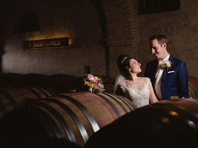 Le mariage de Thibault et Domenica à Villeneuve-Loubet, Alpes-Maritimes 75