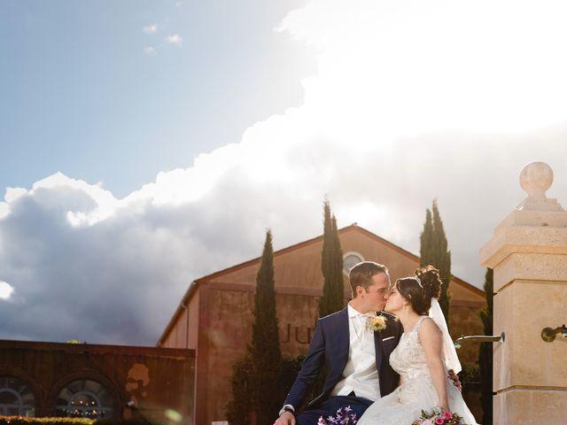 Le mariage de Thibault et Domenica à Villeneuve-Loubet, Alpes-Maritimes 76