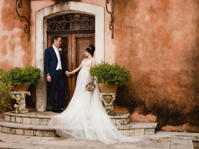 Le mariage de Thibault et Domenica à Villeneuve-Loubet, Alpes-Maritimes 80
