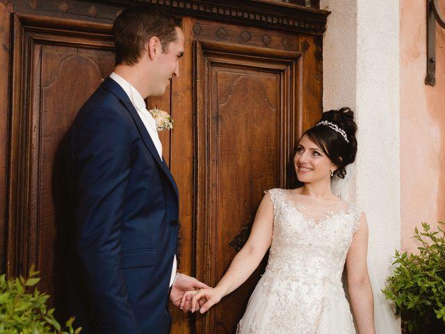 Le mariage de Thibault et Domenica à Villeneuve-Loubet, Alpes-Maritimes 81
