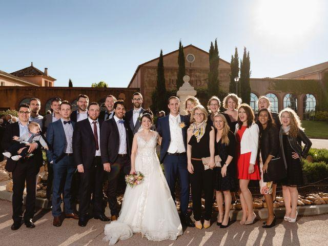 Le mariage de Thibault et Domenica à Villeneuve-Loubet, Alpes-Maritimes 83