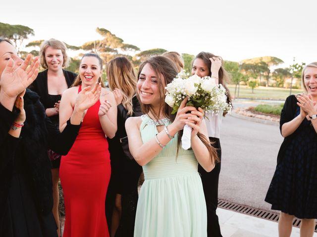 Le mariage de Thibault et Domenica à Villeneuve-Loubet, Alpes-Maritimes 93