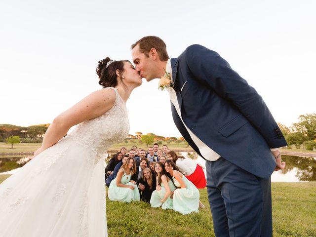 Le mariage de Thibault et Domenica à Villeneuve-Loubet, Alpes-Maritimes 98