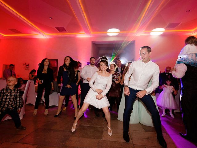 Le mariage de Thibault et Domenica à Villeneuve-Loubet, Alpes-Maritimes 105