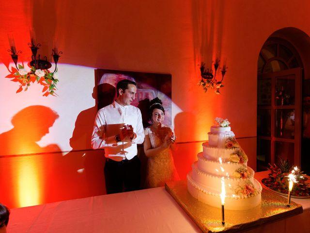 Le mariage de Thibault et Domenica à Villeneuve-Loubet, Alpes-Maritimes 119