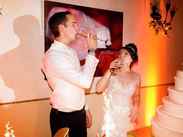 Le mariage de Thibault et Domenica à Villeneuve-Loubet, Alpes-Maritimes 121