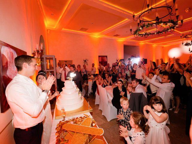 Le mariage de Thibault et Domenica à Villeneuve-Loubet, Alpes-Maritimes 123