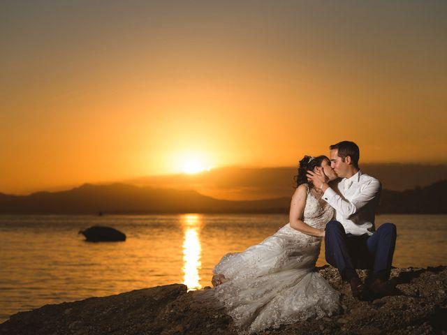 Le mariage de Thibault et Domenica à Villeneuve-Loubet, Alpes-Maritimes 1