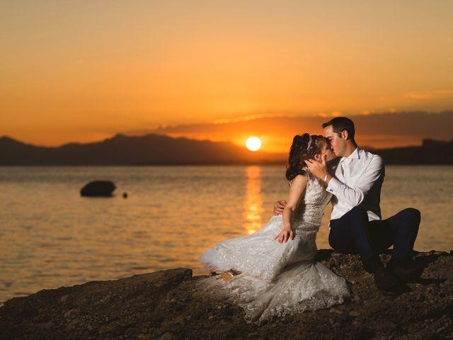 Le mariage de Thibault et Domenica à Villeneuve-Loubet, Alpes-Maritimes 131
