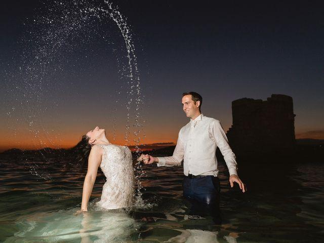Le mariage de Thibault et Domenica à Villeneuve-Loubet, Alpes-Maritimes 135