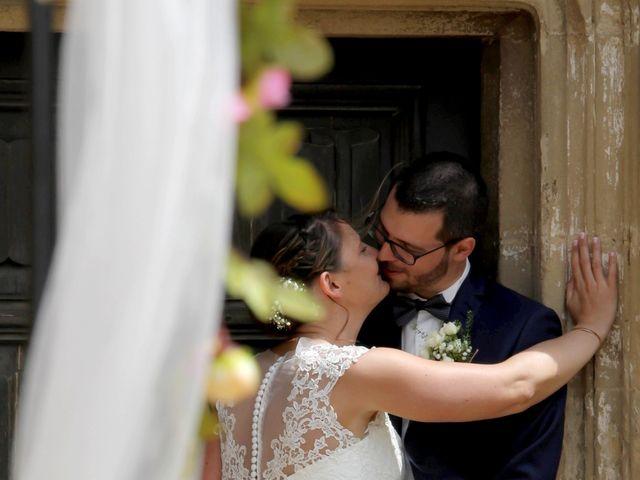 Le mariage de Guillaume et Audrey à Épinouze, Drôme 3