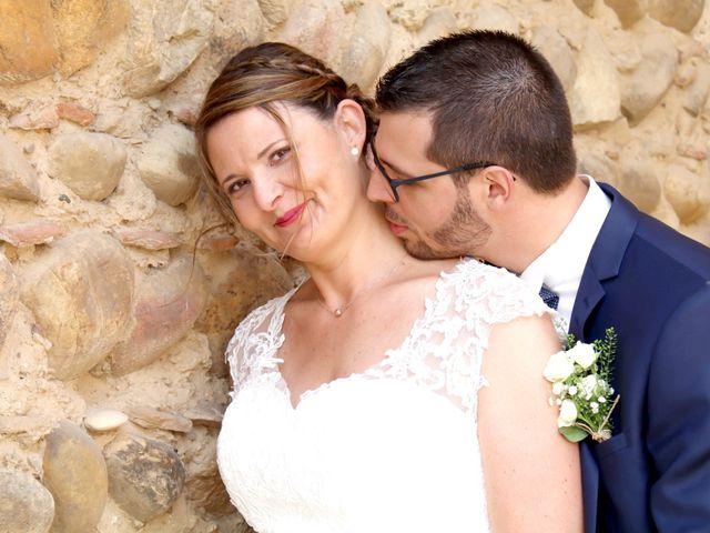 Le mariage de Guillaume et Audrey à Épinouze, Drôme 2