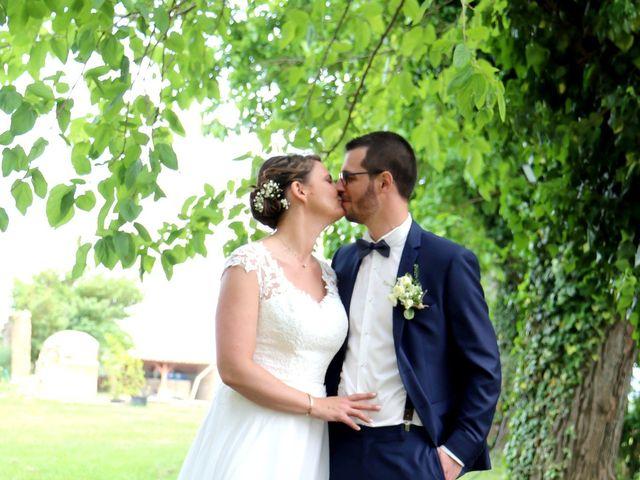 Le mariage de Guillaume et Audrey à Épinouze, Drôme 9