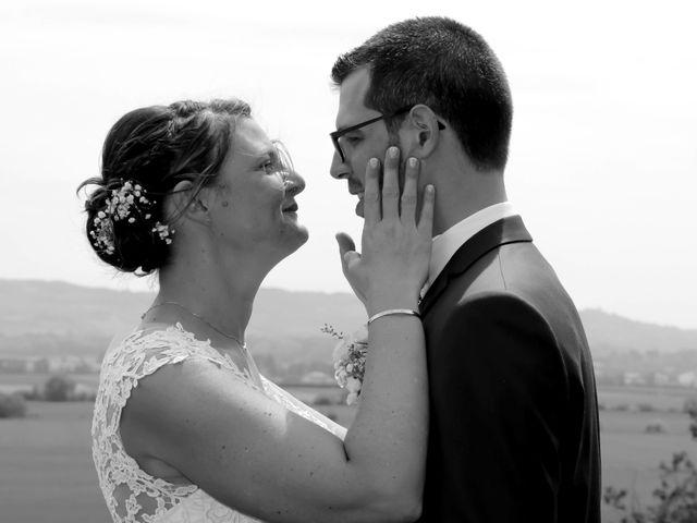 Le mariage de Guillaume et Audrey à Épinouze, Drôme 11