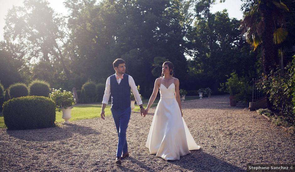 Le mariage de David et Laura à Buzet-sur-Tarn, Haute-Garonne