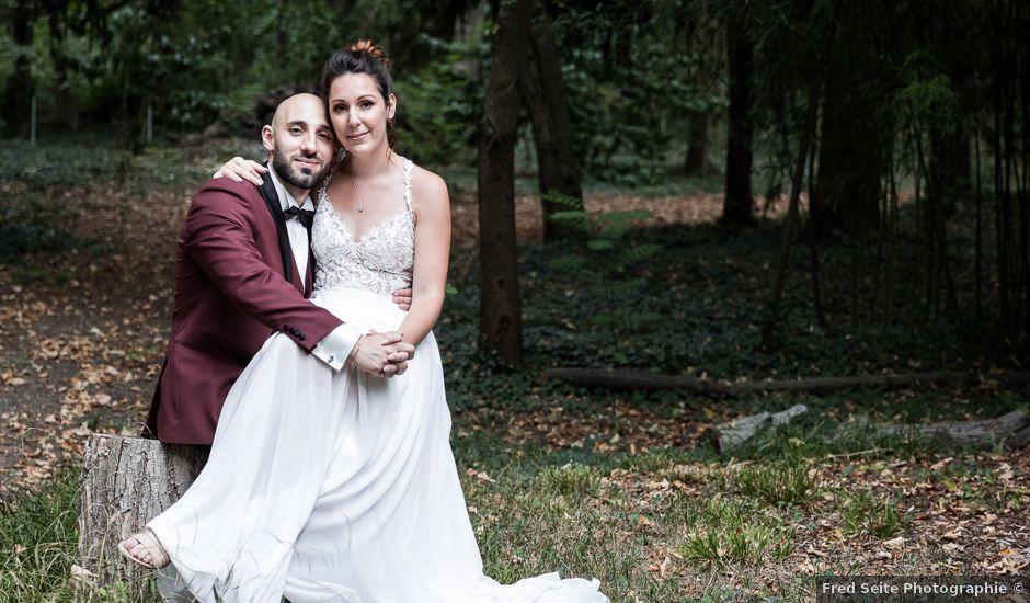Le mariage de Bruno et Lucie à Santeny, Val-de-Marne