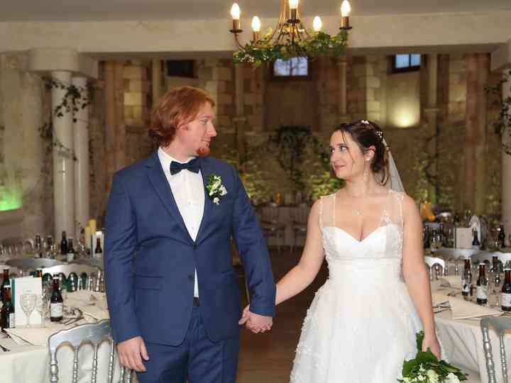 Le mariage de Marion et Cédric