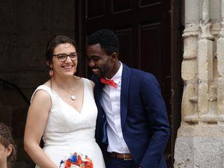 Le mariage de Caroline et Alexis 1