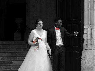 Le mariage de Caroline et Alexis
