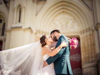 Le mariage de Virginie et Thomas