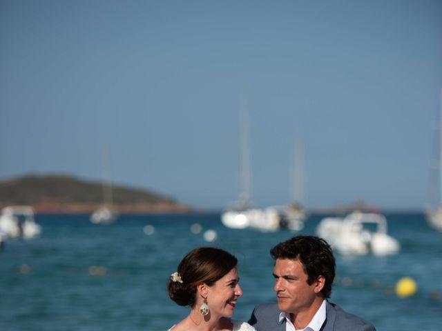 Le mariage de David et Lisa à Porto-Vecchio, Corse 25