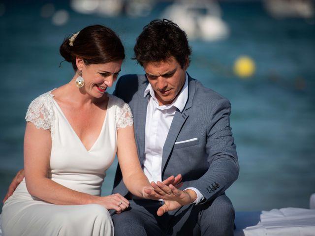 Le mariage de David et Lisa à Porto-Vecchio, Corse 26